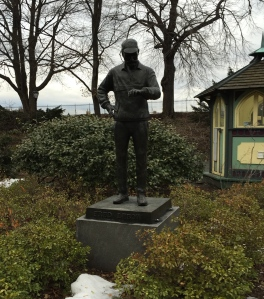 Fred Lebow - founder of the New York City Marathon