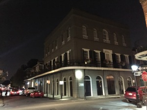 Madame Lalaurie's haunted house