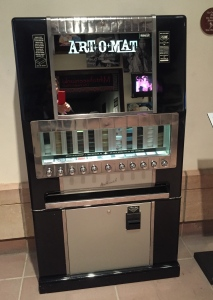 The art vending machine